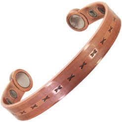 Copper Magnetic Bracelet for Men and Women High Power-GRN