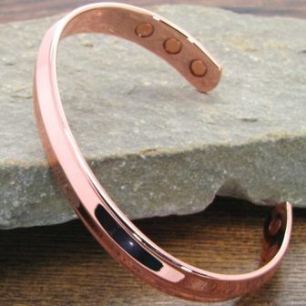 Copper Magnetic Bracelet for Women-Savanna