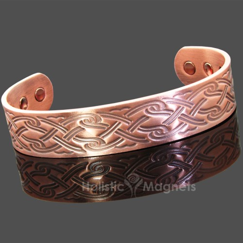 Celtic Copper Magnetic Bracelets