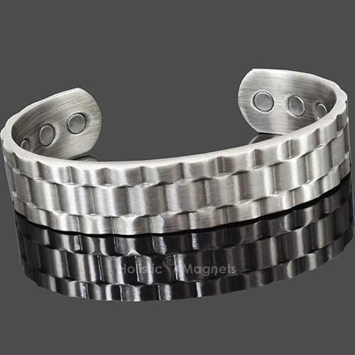 Mens Copper Magnetic Bracelet for Arthritis-RolXP