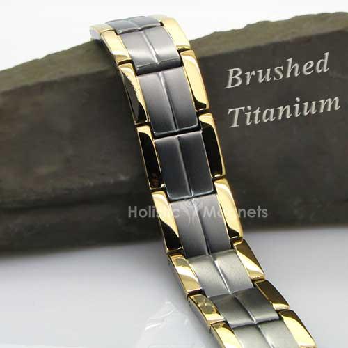 Titanium Magnetic Rings