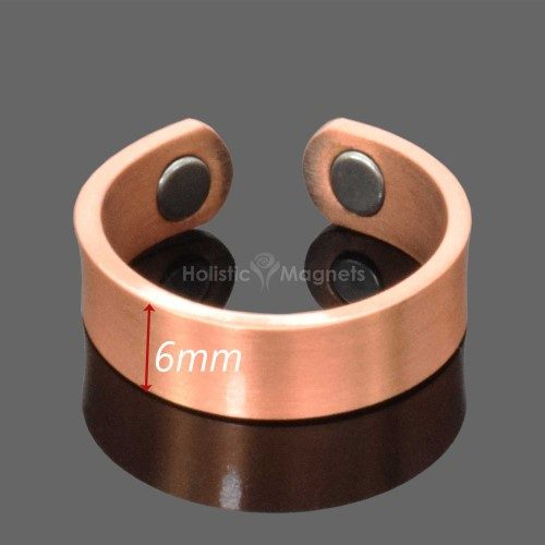copper magnetic ring arthritis pain relief
