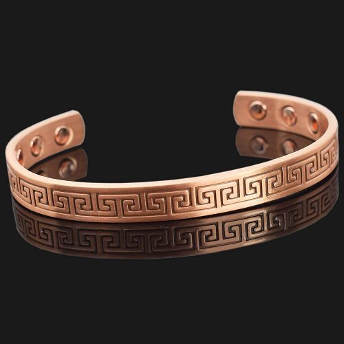 Copper Magnetic Bracelet Copper-Bracelet-for-Arthritis-Magnetic-Bracelet-Bangle-for-Pain-Health-Bracelet-Wristband-Labyrinth