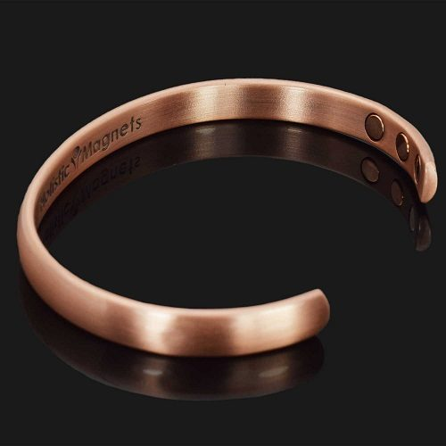 Copper magnetic bracelet copper bracelet for arthritis magnetic therapy bracelet for pain relief