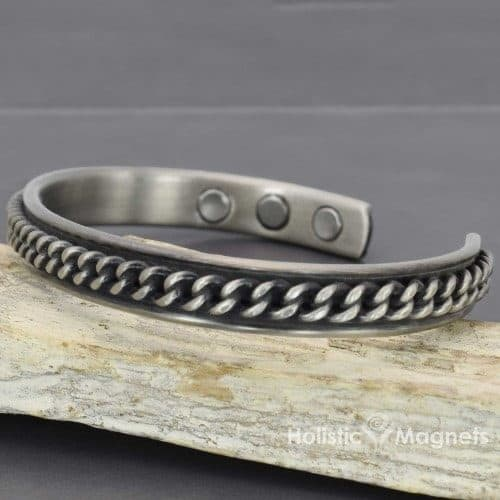 copper magnetic bracelet for men