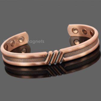 Mens Copper Bracelet Magnetic Bracelet for Arthritis Health Bracelet Wristband – Signet
