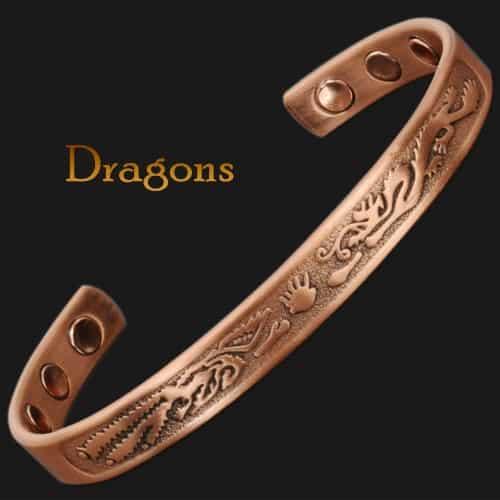 copper bracelet for arthritis magnetic bracelet for health wristband for pain