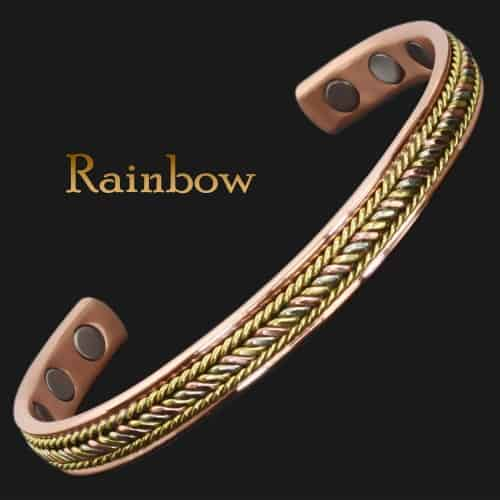 ladies magnetic bracelet for health copper magnetic bracelet healing bangle for arhthritis