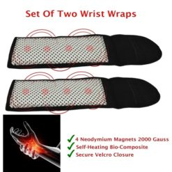 magnetic-wrist-wraps-turmaline-self-heating-wrist-wraps-magnetic-therapy-for-arthritis