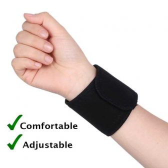 magnetic wrist wraps tourmaline self heating wrist wraps magnetic therapy for arthritis
