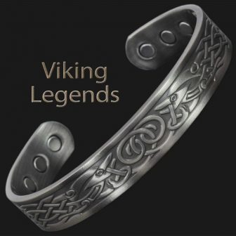 magnetic therapy bracelet copper bracelet men magnetic wristband therapy bracelet bangle viking bracelet vgp