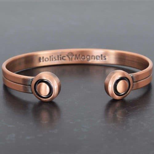 Mens Magnetic Therapy Bracelet Copper Bracelet Health Magnetic Bracelet for Arthritis Golf Bracelet Golfer