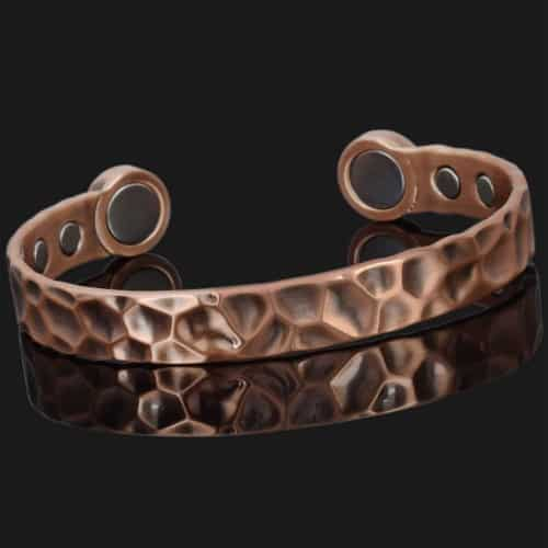 Magnetic Bracelet Copper For Arthritis Therapy Pain Relief