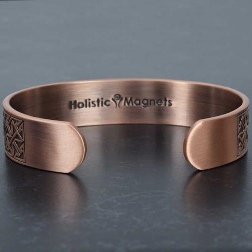 mens copper bracelet for arthritis magnetic viking. Black Bedroom Furniture Sets. Home Design Ideas