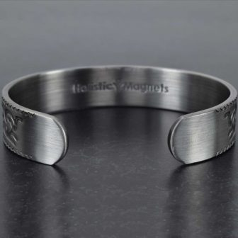 Mens magnetic bracelet mens pure copper bracelet for arthritis therapy bracelet wristband for pain magnetic jewelry HSP