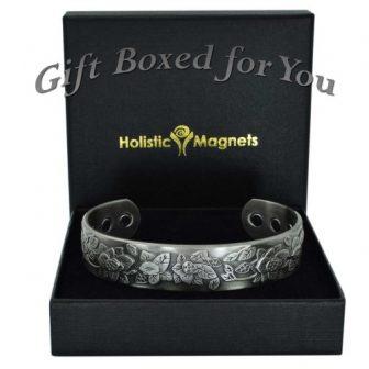 Ladies Magnetic bracelet for arthritis pain relief helaing copper magnetic bracelet efp