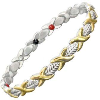 magnetic therapy healing bracelet women health bracelet pain releif ion energy bracelet gspc