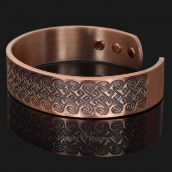Copper Magnetic Bracelet for Pain Arthritis Pain Relief Health Bracelet Healing Bangle Wristband Gf
