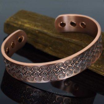Copper Magnetic Bracelet for Pain Arthritis Pain Relief Health Bracelet Healing Bangle Wristband Gf