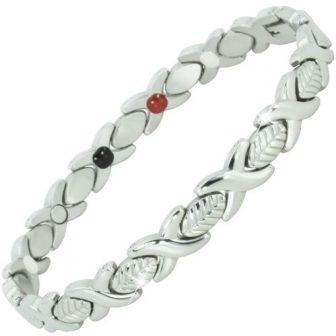 womens magnetic bracelet health bracelet negative ion bracelet spc