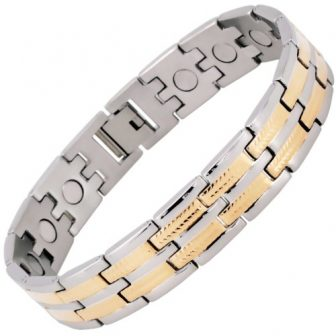 mens magnetic therapy bracelet pain relief arthritis bracelet arg
