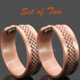 copper magnetic ring SR
