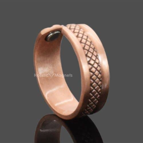 copper magnetic ring SR