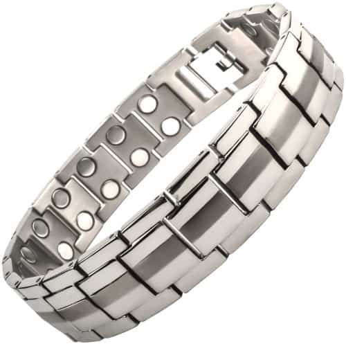 Mens Anium Magnetic Bracelet