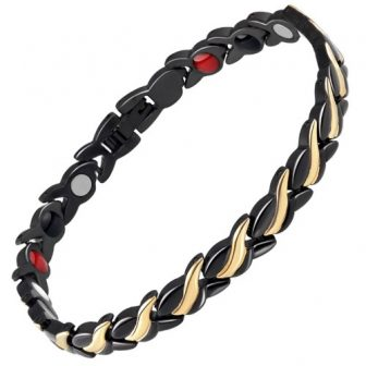 ladies healing magnetic bracelet energy ion health bracelet bgb4