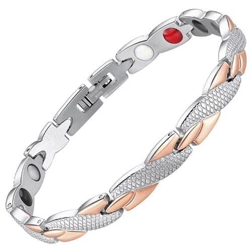 magnetic therapy bracelet health bracelet pain relief ion energy bracelet gss4