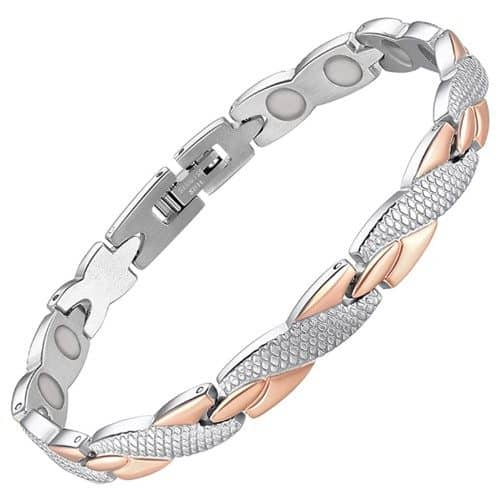magnetic therapy bracelet halth braceelt pain relief ion energy bracelet gssm