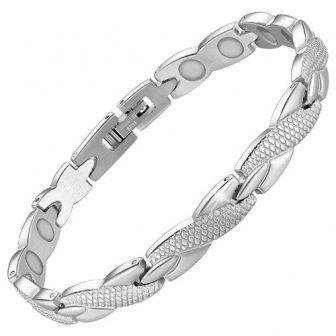 magnetic therapy bracelet health bracelet pain relief ion energy bracelet ssm