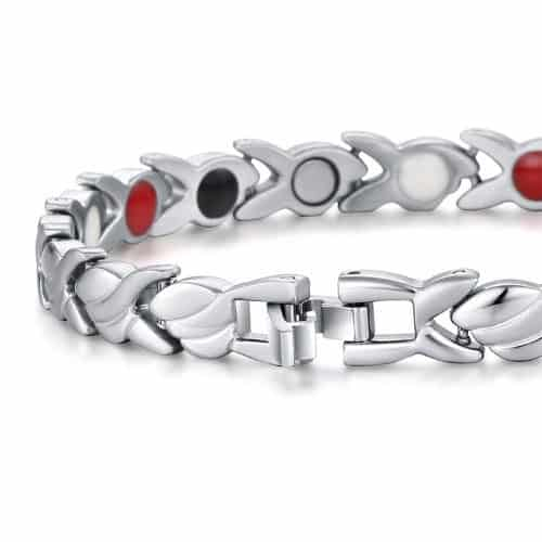 ladies magnetic jewellery womens magnetic bracelet health healing magnetic wristband pain relief energy sb4
