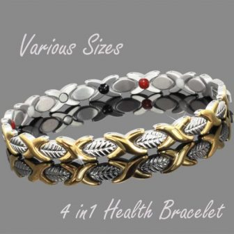 magnetic therapy healing bracelet women health bracelet pain relief ion energy bracelet gspc