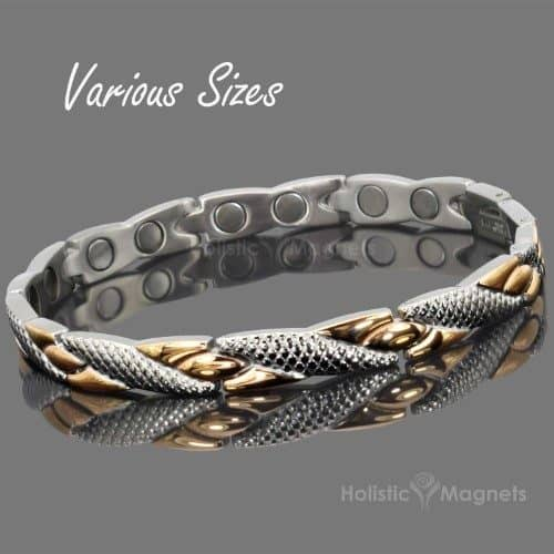 3.magnetic therapy bracelet health bracelet pain relief ion energy bracelet gss4