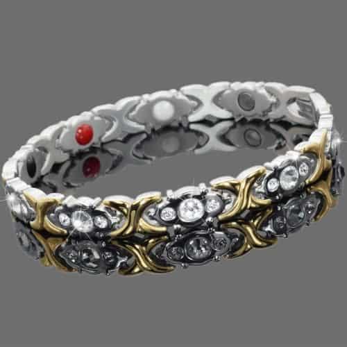 Womens Magnetic Therapy Bracelet Healing Bracelet