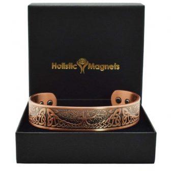 Copper bracelets ireland-Tree of LIfe